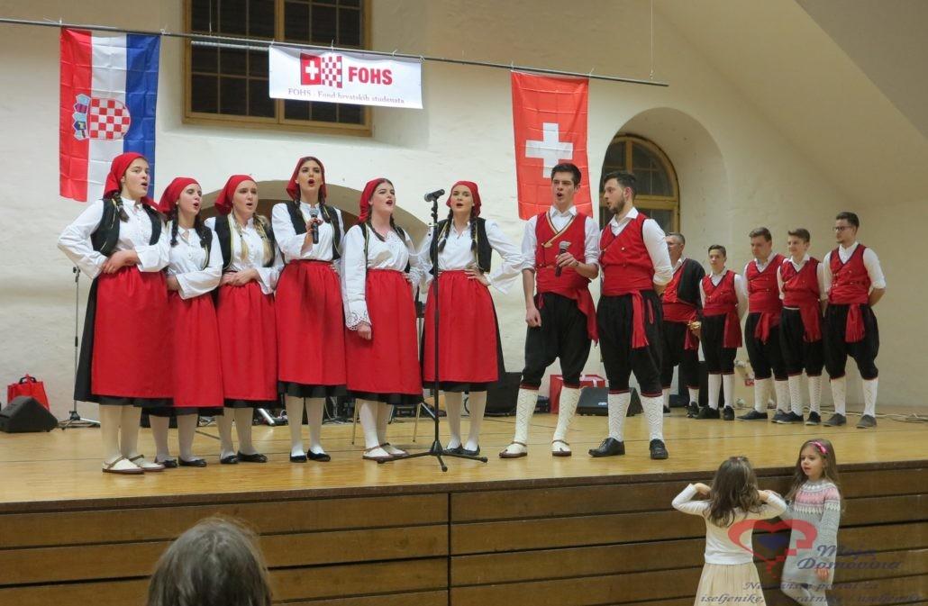 Dobrotvorna večer FOHS-a @ Salzhaus | Wangen an der Aare | Bern | Schweiz