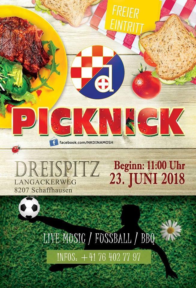 Turnir / piknik NK Dinamo @ Dreispitz | Schaffhausen | Schaffhausen | Schweiz