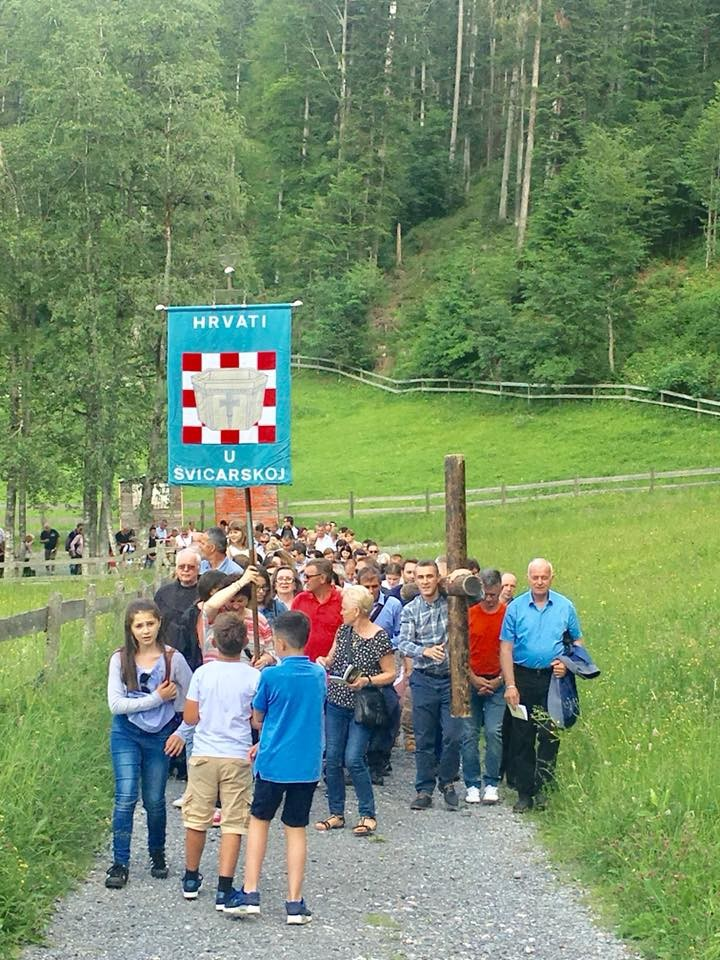 Hodočašće Einsiedeln @ Kloster Einsiedeln | Einsiedeln | Schwyz | Switzerland