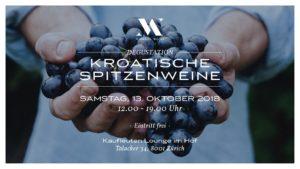 Degustacija hrvatskih vina @ Kaufleuten Lounge | Zürich | Zürich | Switzerland