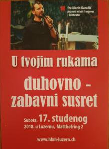 Duhovno-zabavni susret za mlade @ Matthofring 2 | Luzern | Luzern | Švicarska