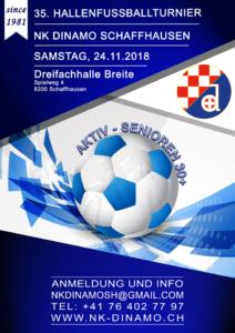 Malonogometni turnir Dinamo SH @ Dreifachhalle Breite | Schaffhausen | Schaffhausen | Switzerland