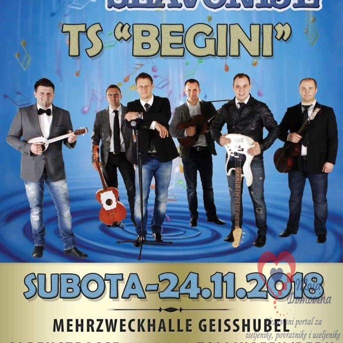 Plava noć Slavonije Bern @ Mehrzweckhalle Geisshubel | Zollikon | Zurich | Switzerland