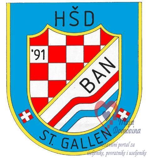 Snimanje reportaže u St. Gallenu @ HŠD Ban | St. Gallen | Sankt Gallen | Switzerland