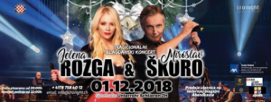Koncert Rozga & Škoro @ Sporthalle Unterrohr | Schlieren | Zürich | Švicarska