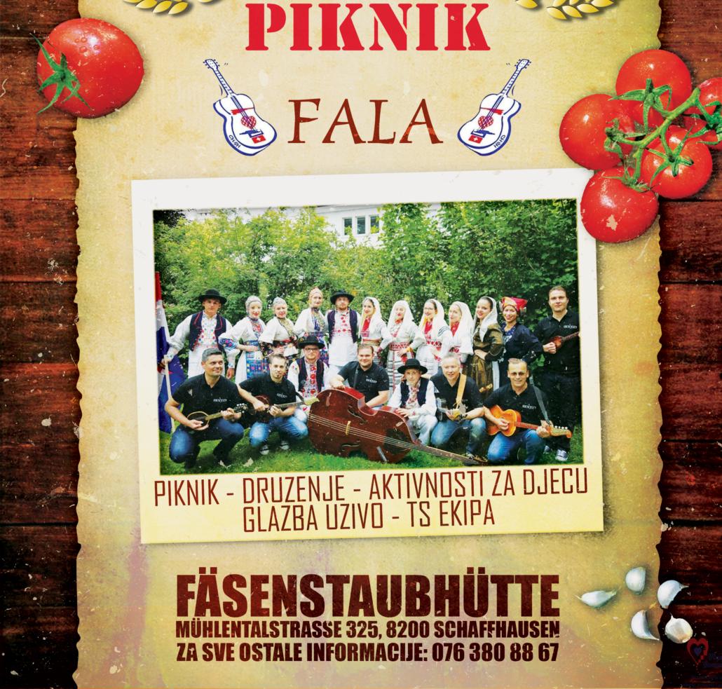 Piknik HKUD Fala @ Fäsenstaubhütte | Schaffhausen | Schaffhausen | Švicarska