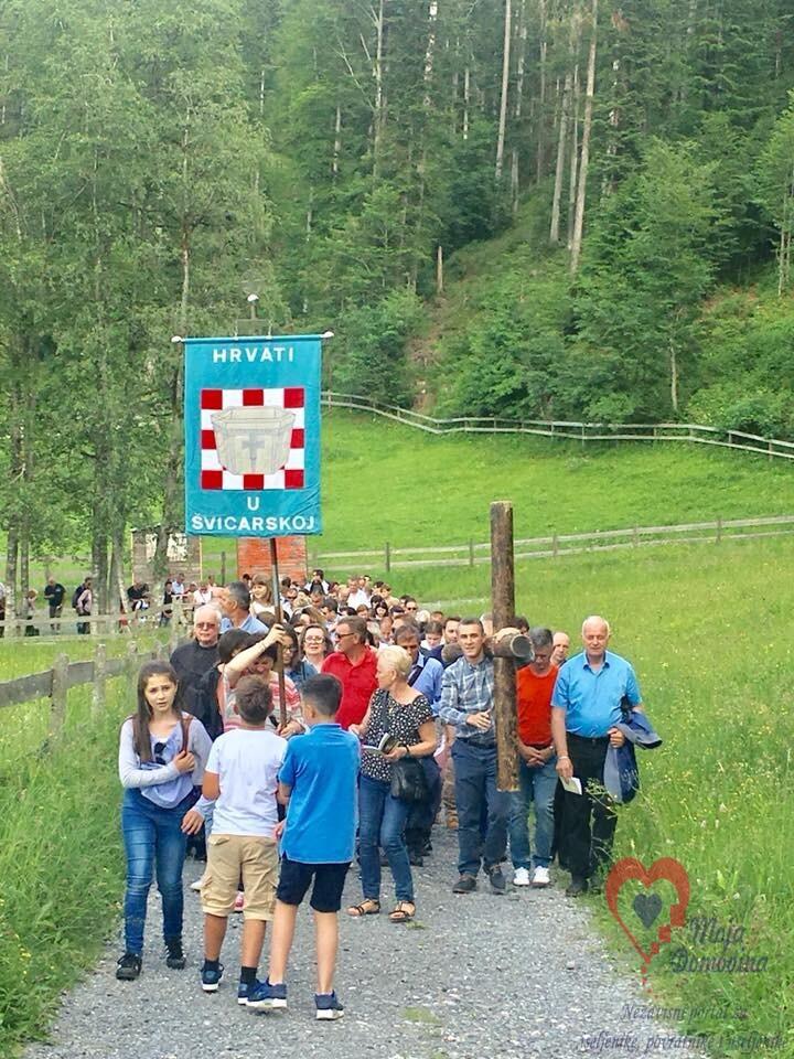 Hodočašće u Einsiedeln @ Kloster Einsiedeln | Einsiedeln | Schwyz | Switzerland