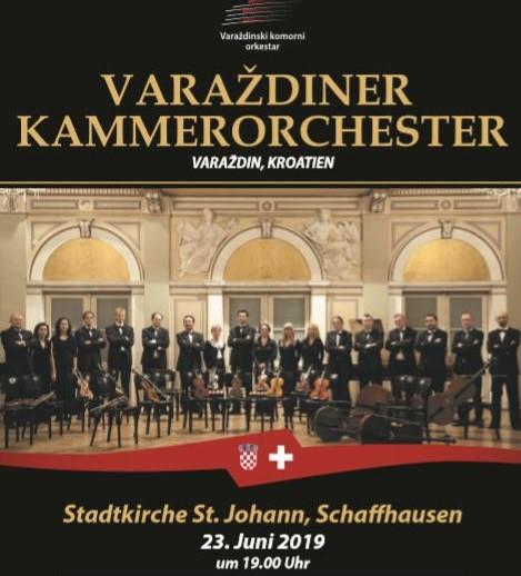 Dan državnosti - Koncert u Schaffhausenu @ St. Johann | Schaffhausen | Schaffhausen | Switzerland