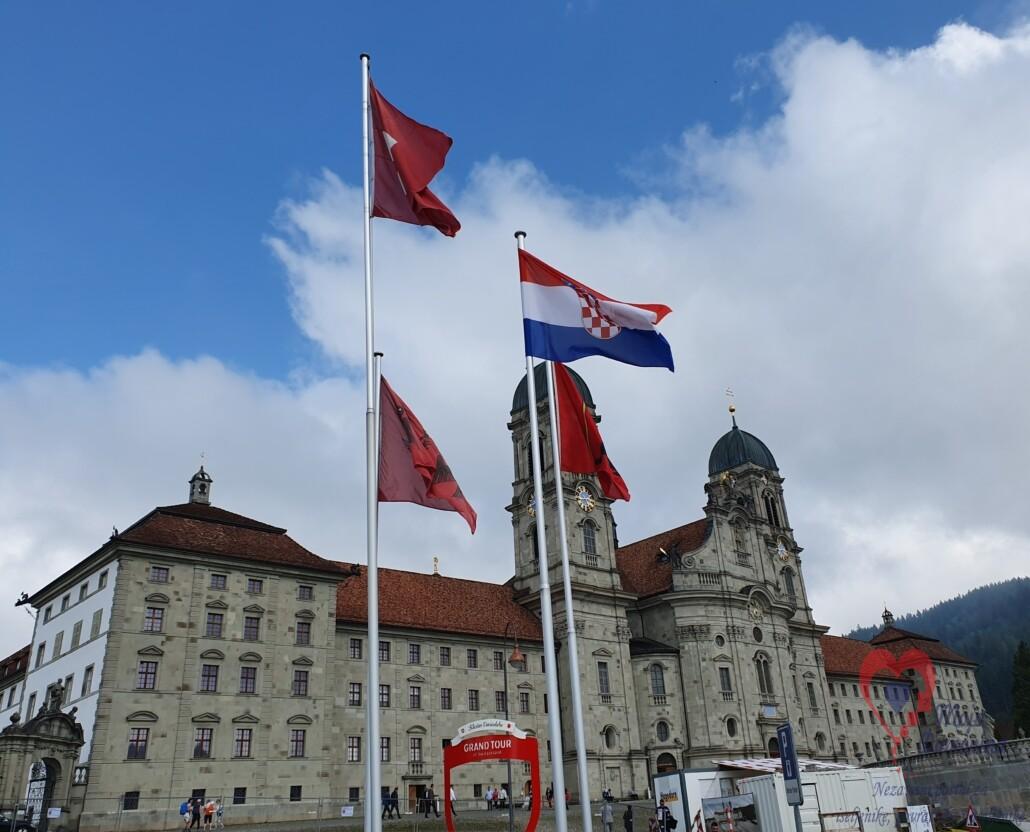 Rumeni list 2019. @ Kloster Einsiedeln | Einsiedeln | Schwyz | Switzerland