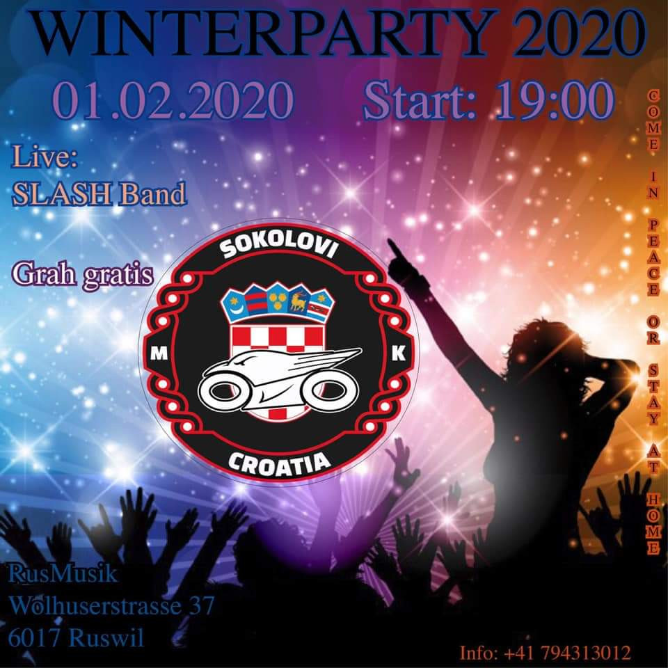 Winterparty @ Rus Musik | Ruswil | Luzern | Switzerland
