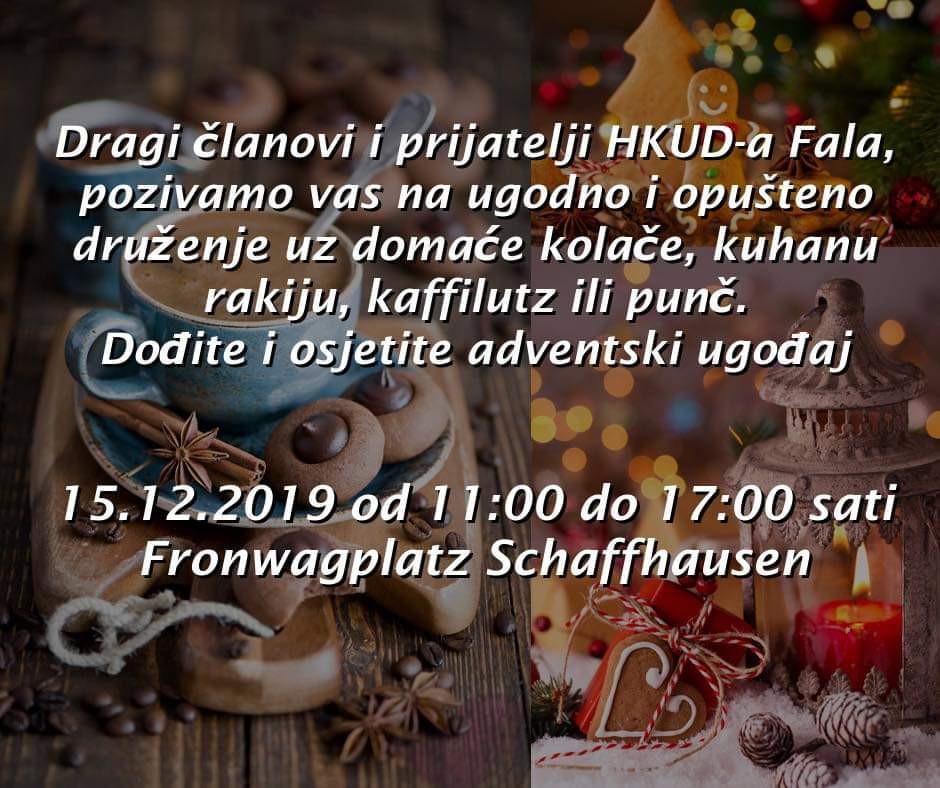 Advent s Falom u Schaffhausenu @ Fronwagplatz | Schaffhausen | Schaffhausen | Switzerland