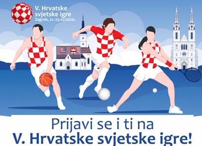 V. Hrvatske svjetske igre - OTKAZANO!!! @ Studentski dom Stjepan Radić | Zagreb | Hrvatska